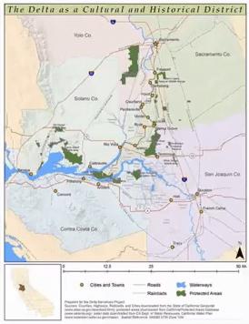 19 Delta Map