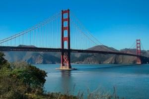 Golden Gate Bridge by Joey Lax Salinas