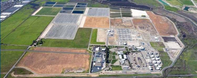 Sacramento Wastewater Treatment Plant sliderbox