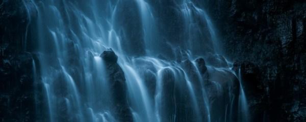 Hanakoa Falls by matsography