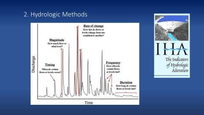 Hydrologic methods for determining environmental flows