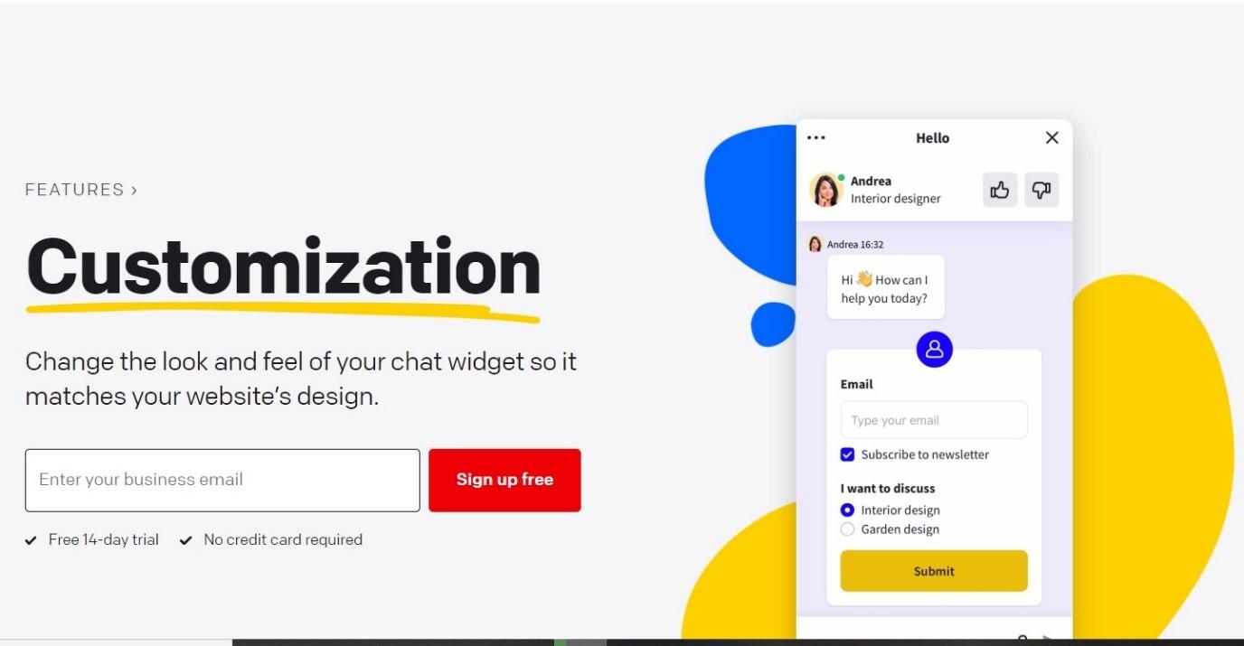 LiveChat Customization