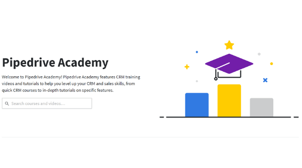 Pipedrive Academy