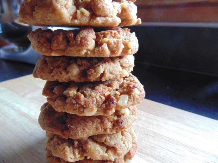 Sweet & Salty Peanut Butter Cookies!
