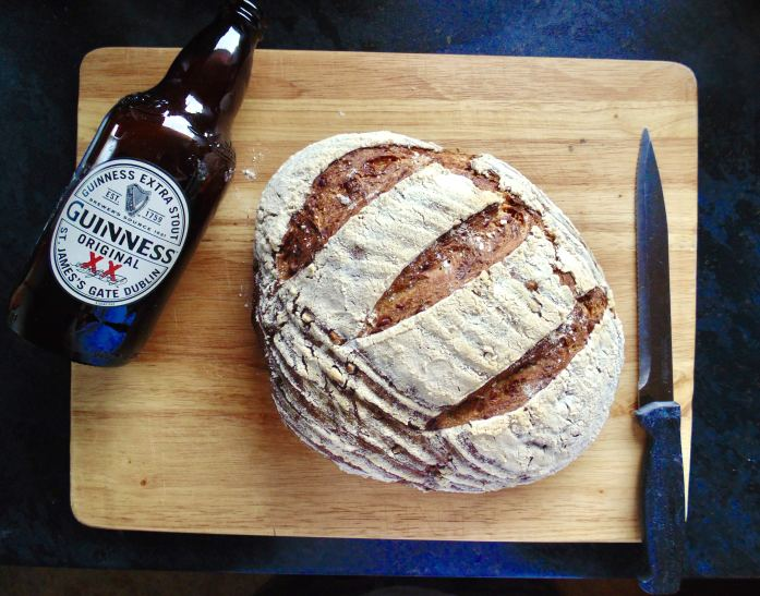 cheese and guinness bread