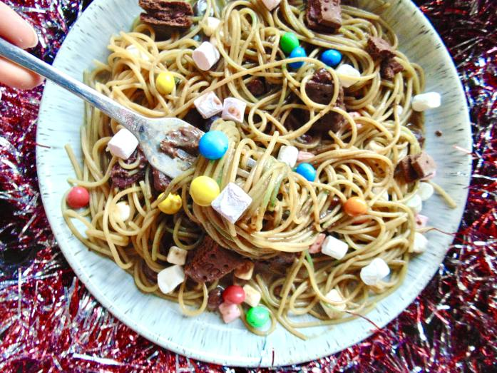 buddy the elf pasta