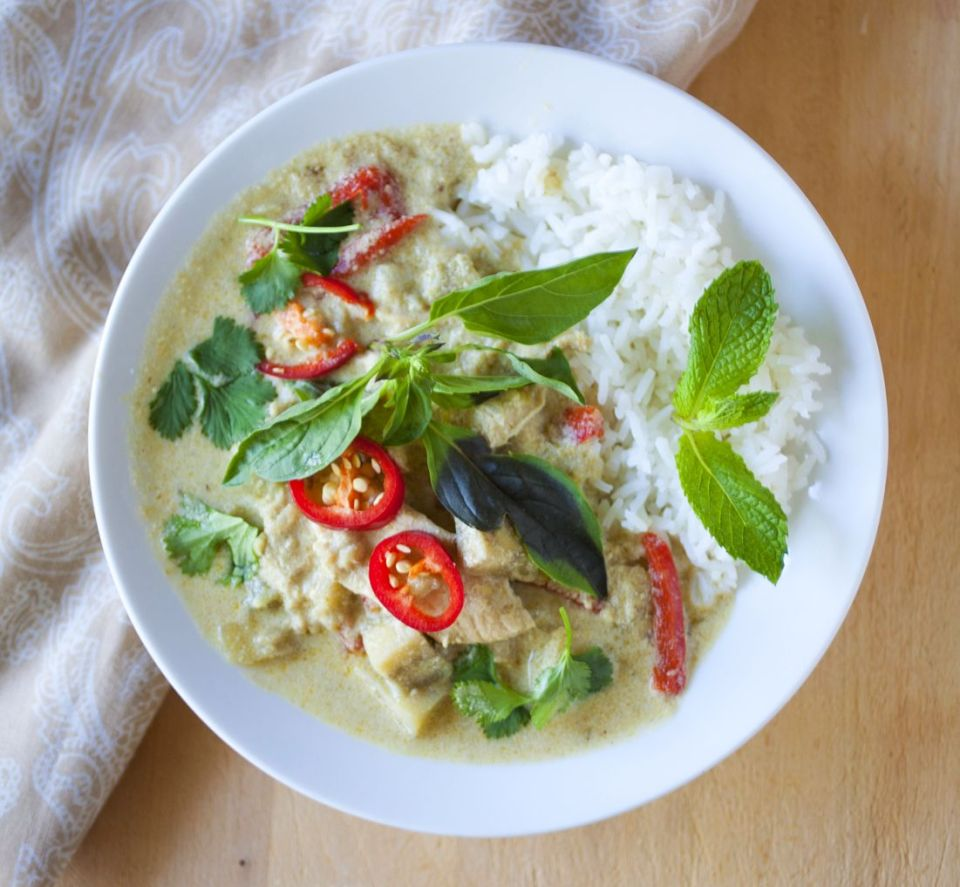 thai food memories of the old kingdoms  thailand thailandtourism tourismauthorityofthailand thaifood thaigreencurry