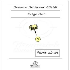 Gauge Port