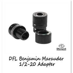 Benjamin Marauder Pistol Moderator Adapter