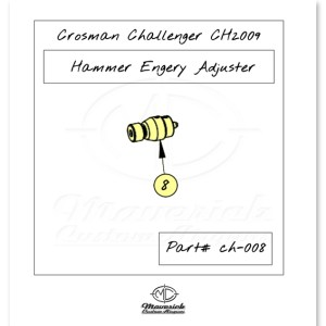 Hammer Energy Adjuster