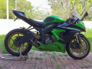 ZX-6R MVR LOW MOUNT