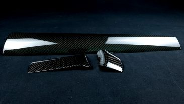 HONDA CIVIC FC/FK CARBON FIBER DASH TRIM LHD