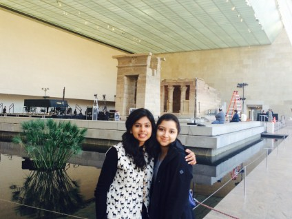 The Temple of Dendur, The Met