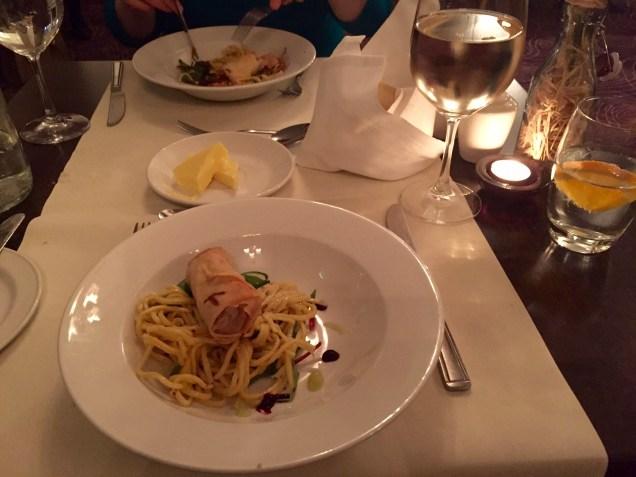 Pregnancy Update Week 30 - Food and Wine!