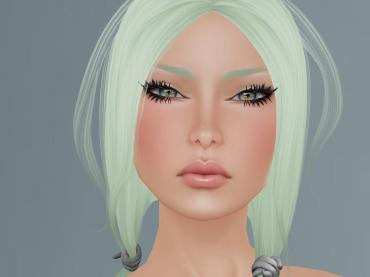 -Glam Affair - Angelica - Colorful Eyebrow 01