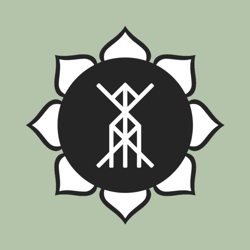 Logo The Art Club a Nathon, Koh Samui.