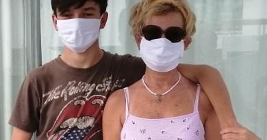 Sabine et Marco en quarantaine Covid-19 dans un hôtel a Bangkok