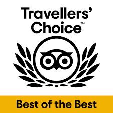 "Le Bar Restaurant The New French Kiss a été classé en 2020 par TripAdvisor ""Travellers' Choice""."