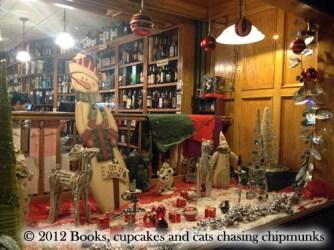 Boutique de vins et liqueurs, Booklyn