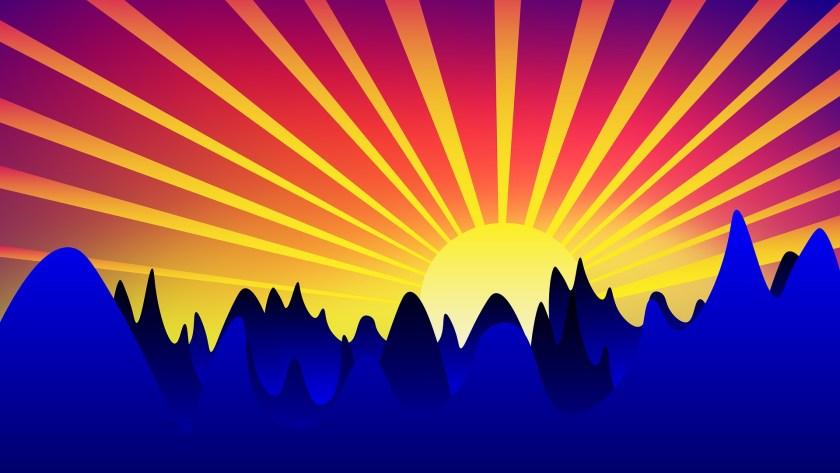 soleil matin