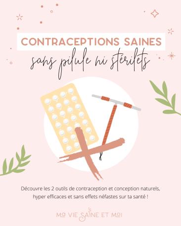 Effet De La Pilule Sur Le Corps : effet, pilule, corps, Contraceptions, Naturelles, Hormone, Stérilet, Cuivre, Saine