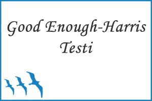 Good Enough - Harris (Bir İnsan Çiz) Testi