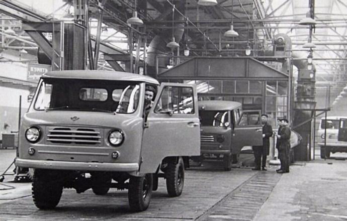 УАЗ-450 «буханке» исполняется 60 лет