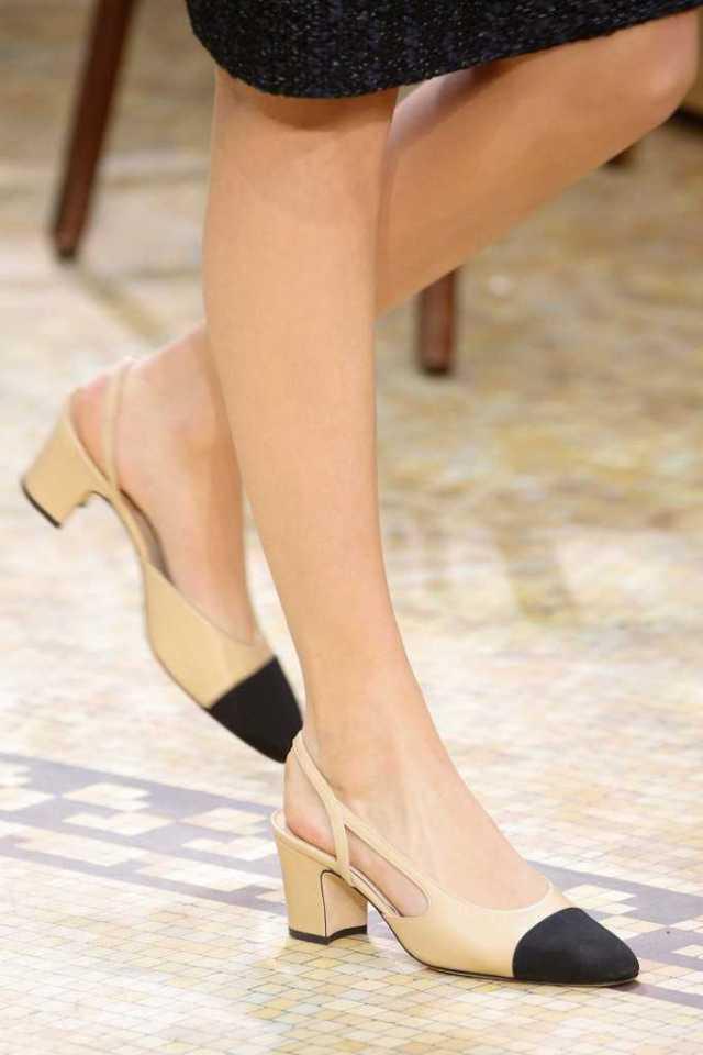 Zapatos de Chanel
