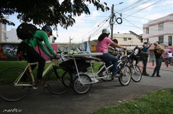 Andando en Bici Carajo (A.B.C.)