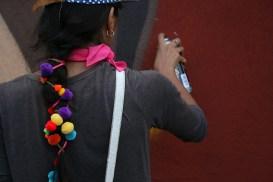 Vera (Ecuador). Atuntaqui, 2014.