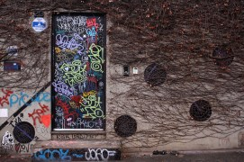 Beco do Batman. Espacio tradicional de graffiti en Vila Madalena, São Paulo.