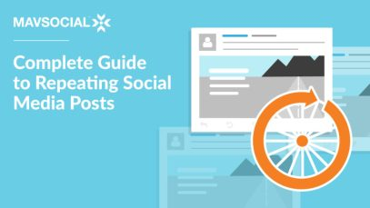 Everything You Need to Know About Repeating Social Media Posts