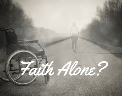 Does Faith Stand Alone or Does Faith Require Action?