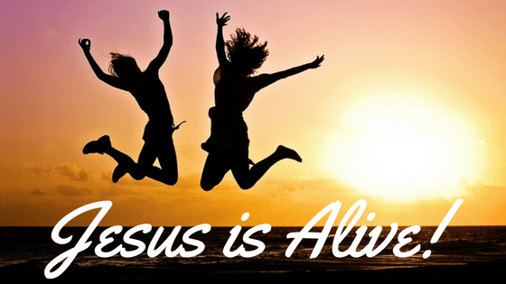 Tomb Resurrection - Jesus is Alive