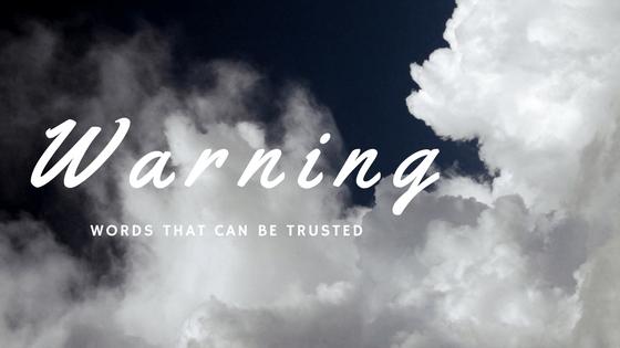 Warning - Make Every Effort