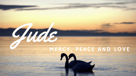Mercy, Peace and Love