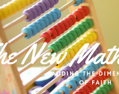 The New Math – A New Mindset with The Mind of Christ