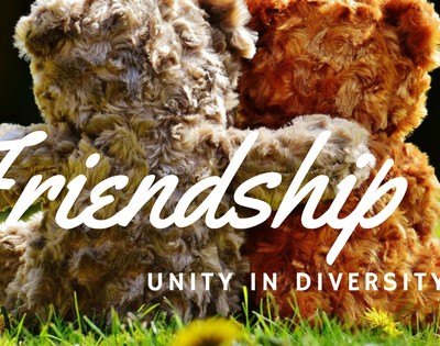 Friendship – Embracing Unity While Valuing Diversity