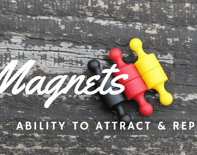 Magnets of Every Size and Purpose – A Force that Attracts And Repels