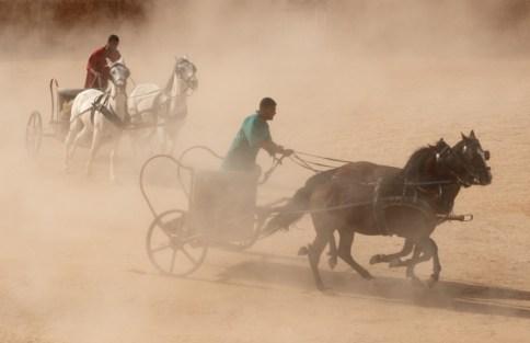 Sisera and 900 chariots