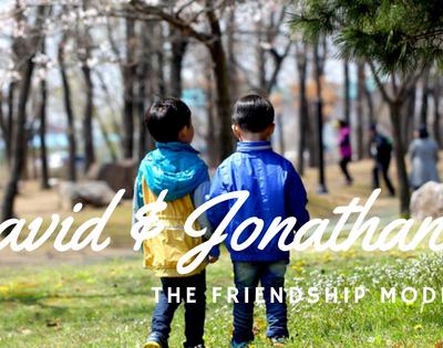 The Friendship Model – David & Jonathan