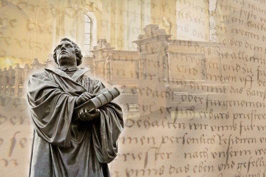 Luther - Wittenberg - 95 Theses