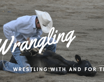 Wrestling With and For Truth! The Truth About Wrangling!