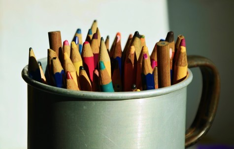 Pencils - defects and blemishes