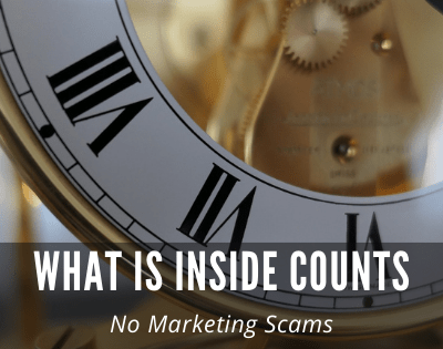 No Marketing Scams: What Is Inside Counts