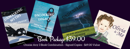 Three Book Package