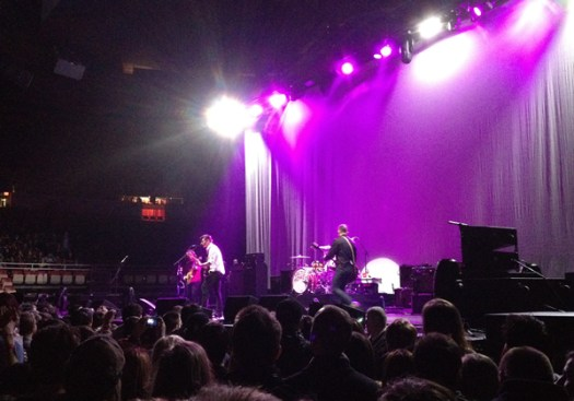 Arctic Monkeys - March 3, 2012 - Detroit - Joe Lewis Arena