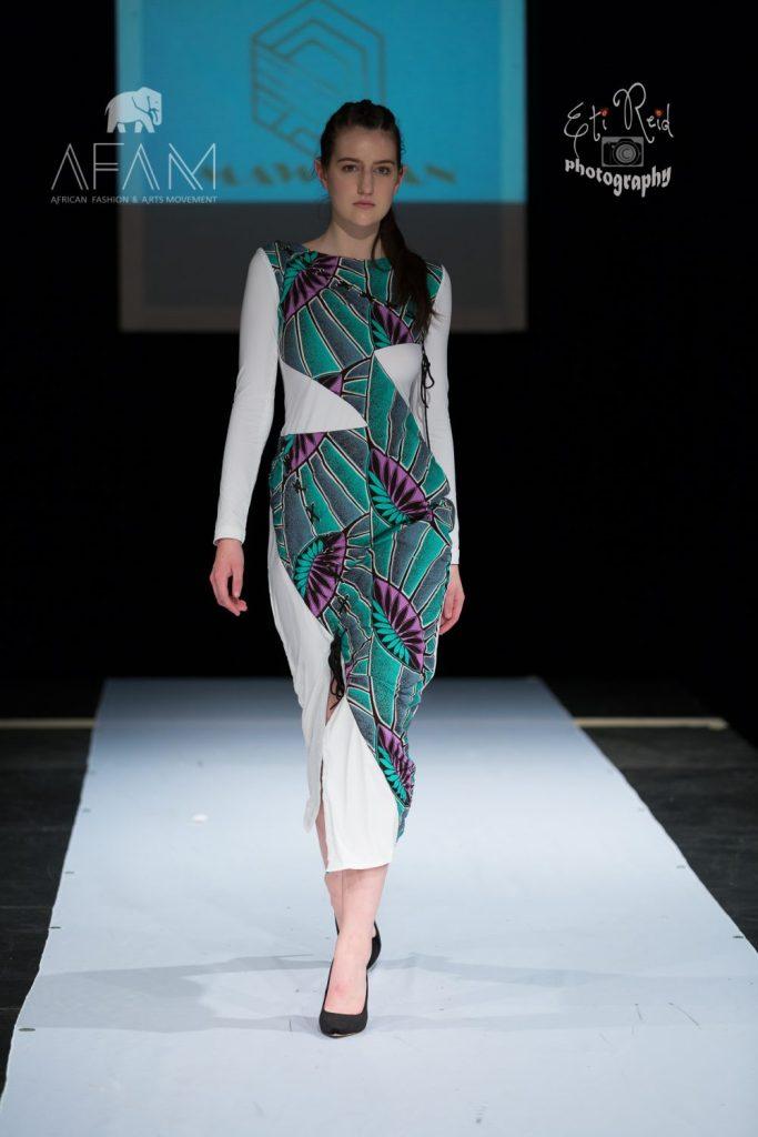 African Fashion and Arts Movement Vancouver- Mawogan