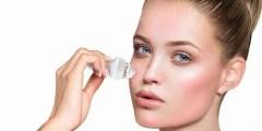 مساج الوجه بمكعبات الثلج ١٦ فائدة تجعلك تعمل هذا المساج