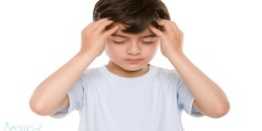 ما هو سبب الصداع في الجبهة عند الأطفال